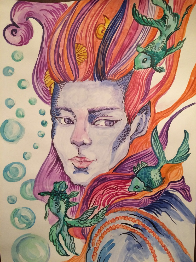 1_monoprint_the-mermaid-1.jpg